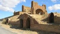 Ehemalige Kirche und Bodegas in Reliegos