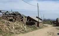 Ruinen in Foncebon
