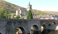 Brücke über den Meruelo