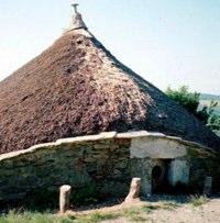 Palloza – galicische Rundhütte keltischen Ursprungs