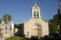 Kirche Santa María de Ferreiros