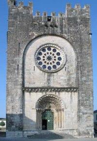 Die ins neue Dorf versetzte Kirche San Nicolás