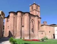 Ehemaliges Benediktinerkloster in Nájera