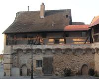 Gunzenhausen Mauer