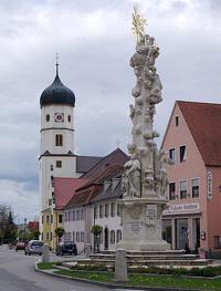 Wallerstein, Hauptstraße