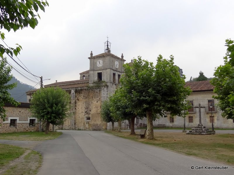 Monastario San Salvador in Cornellana