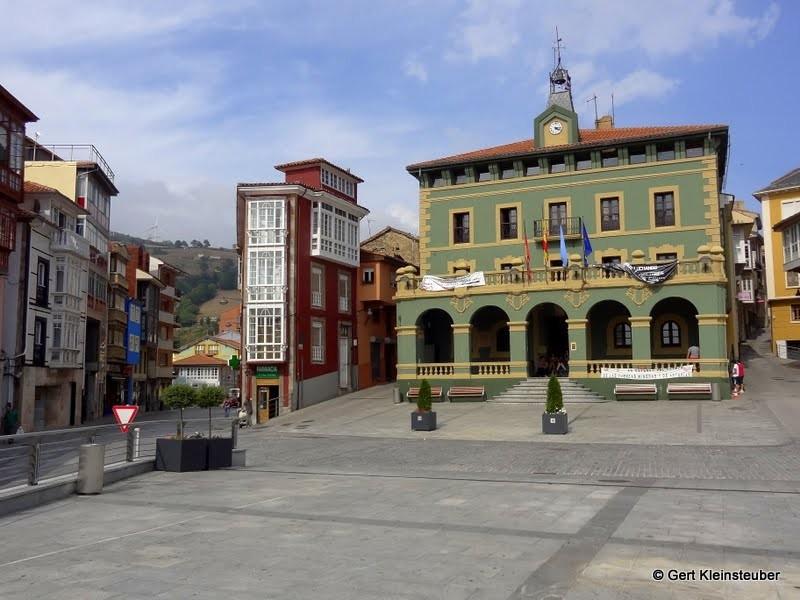 Rathaus von Tineo