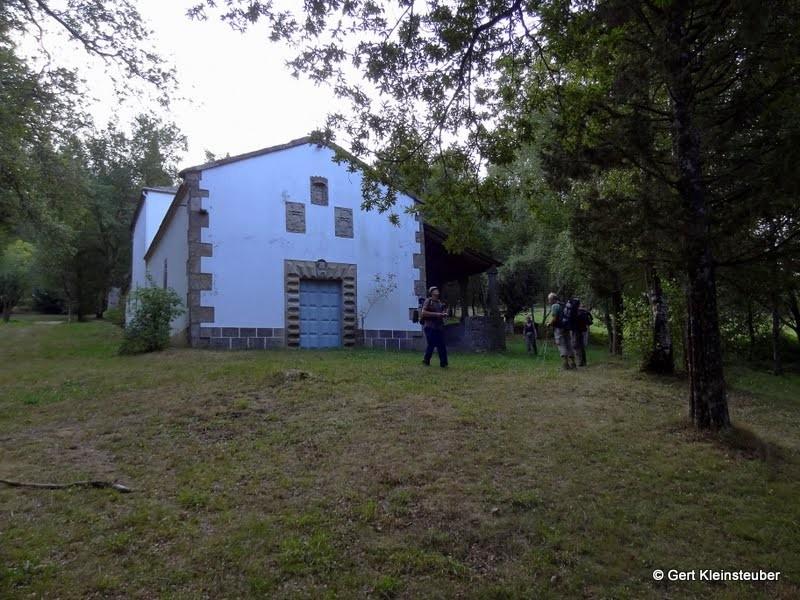 Kirche vor Villabade