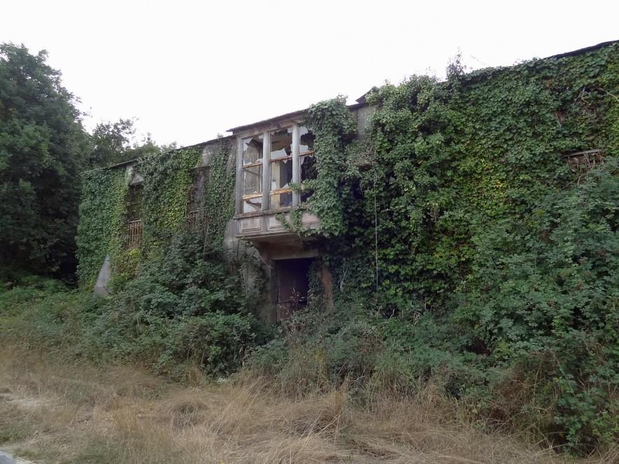 Romantische Ruine