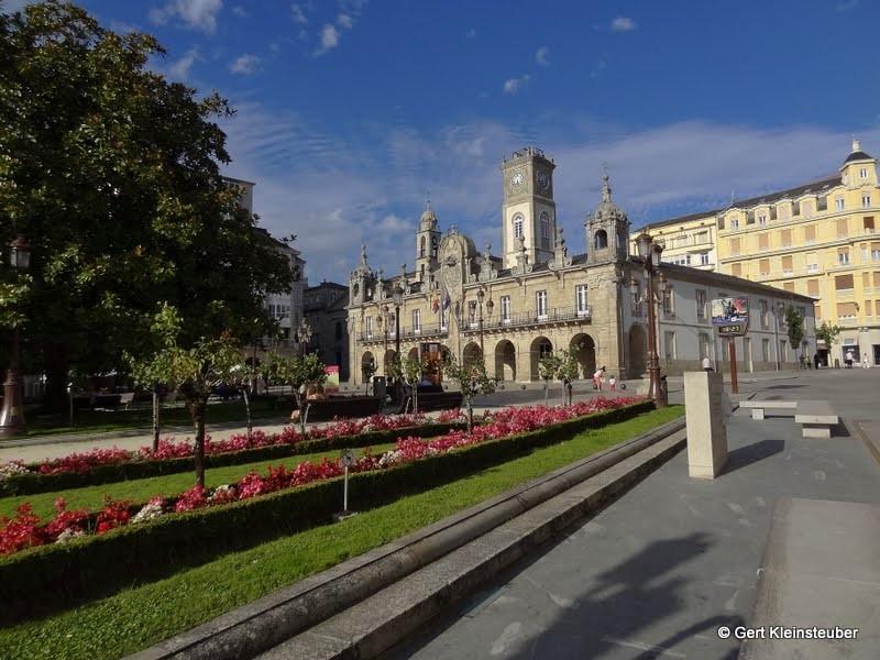 Rathaus von Lugo