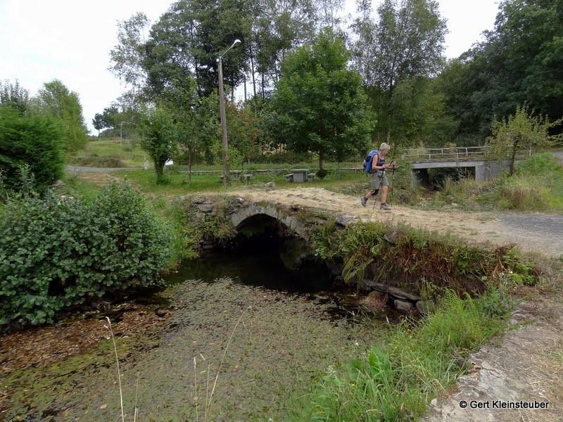 Ponte Ferreira historische römische Brücke