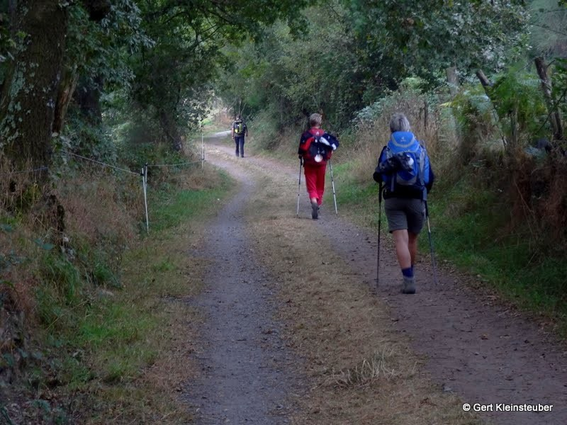 Die letzte Etappe vor dem Camino Frances