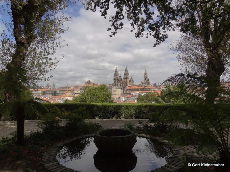 Ansicht der Kathedrale von Südwesten