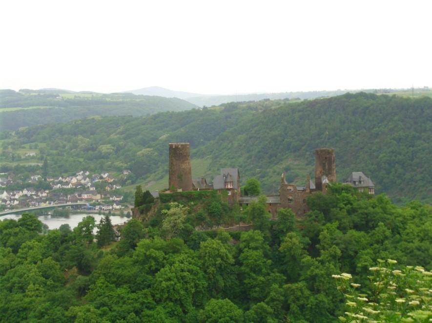 Burg Thurant bei Alken