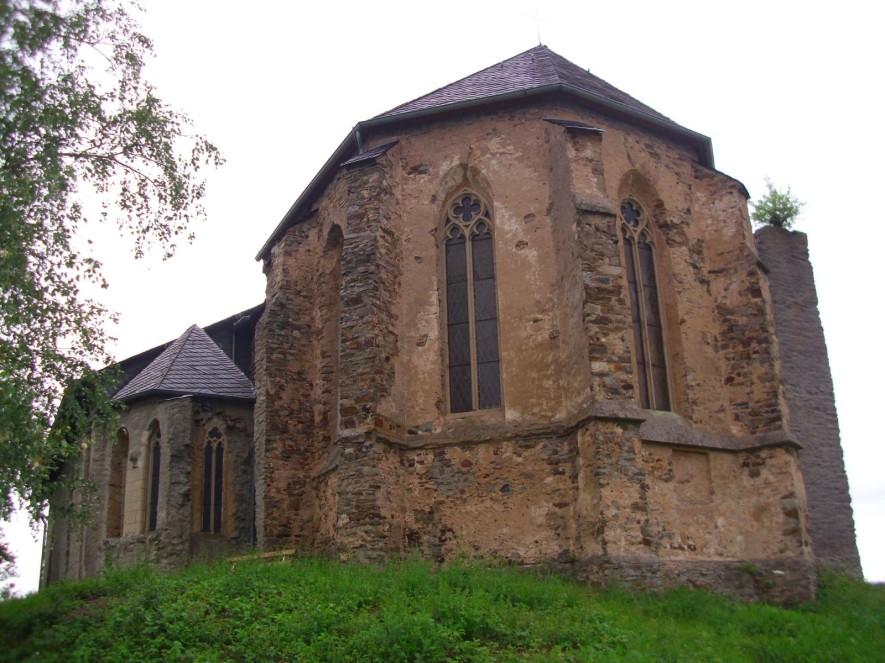 Wallfahrtskirche Bleidenberg bei Alken