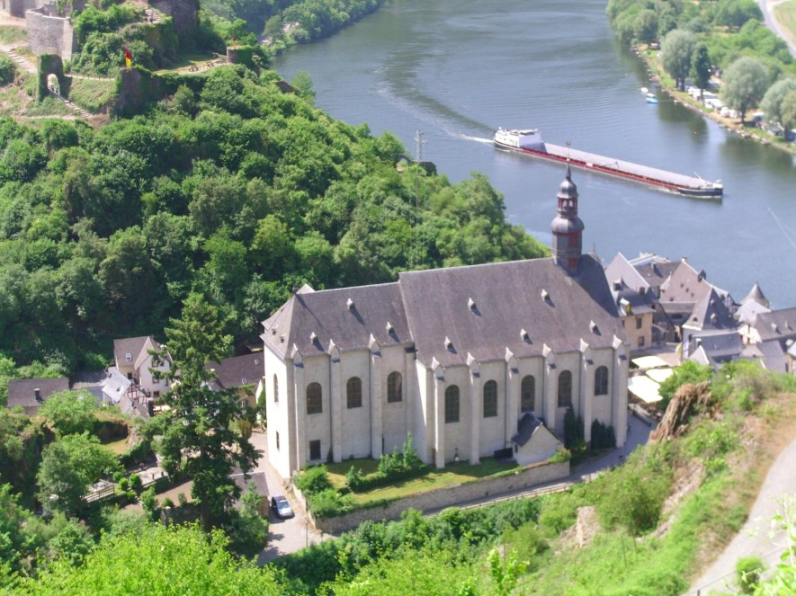 Karmeliterkirche in Beilstein
