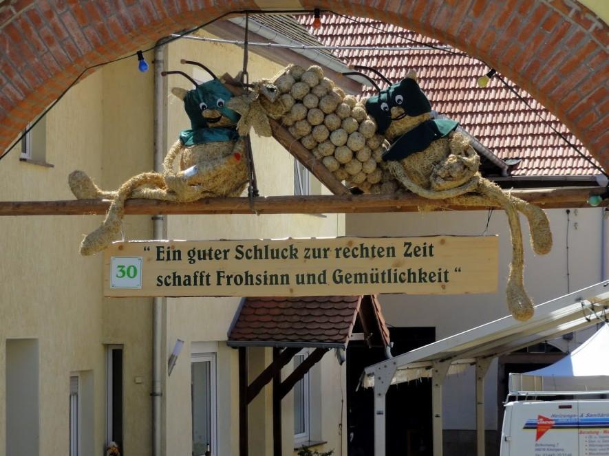 Weinmeile Roßbach