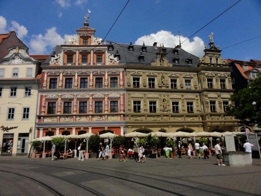 Der Erfurter Fischmarkt