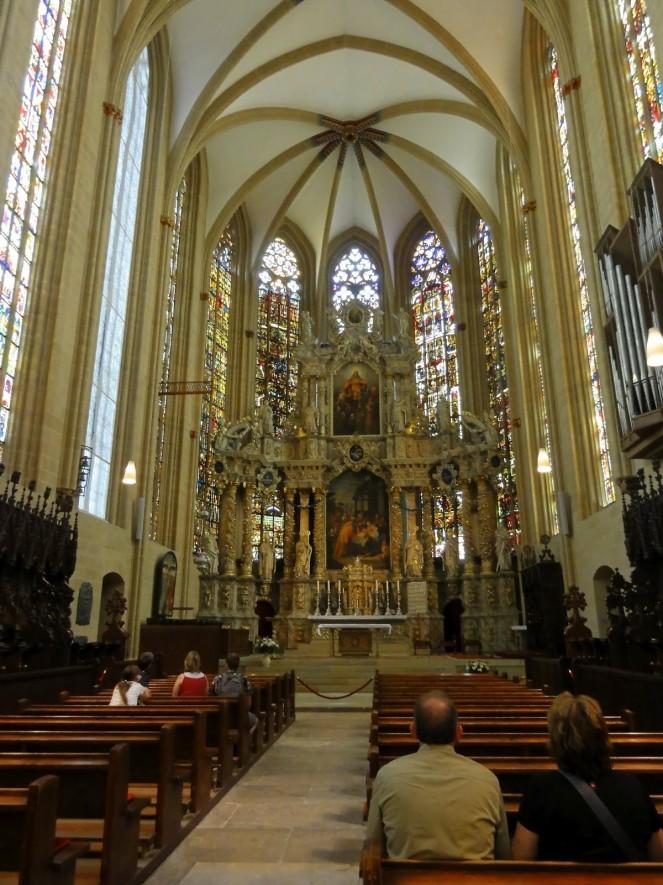 Im Erfurter Dom