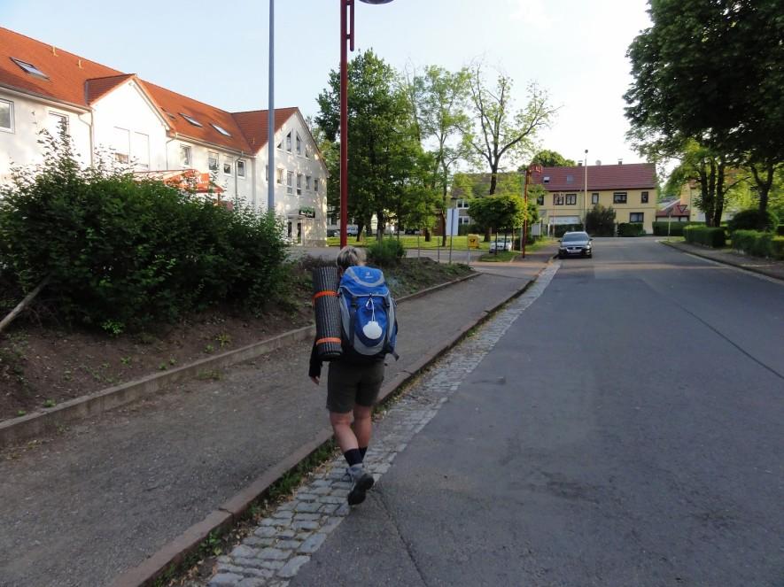 Aufbruch in Siebleben