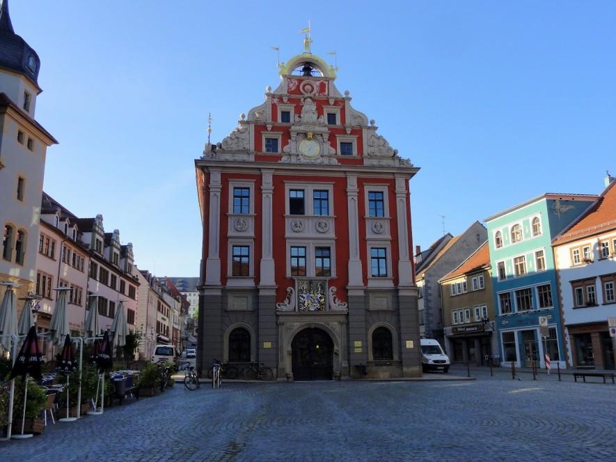 Historisches Rathaus von Gotha