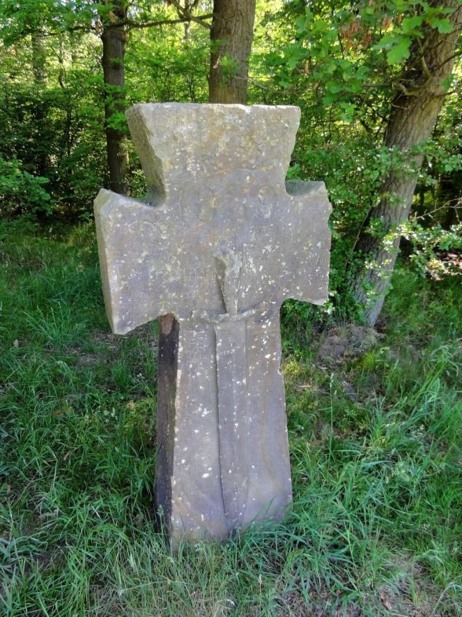 Steinkreuz bei Aspach