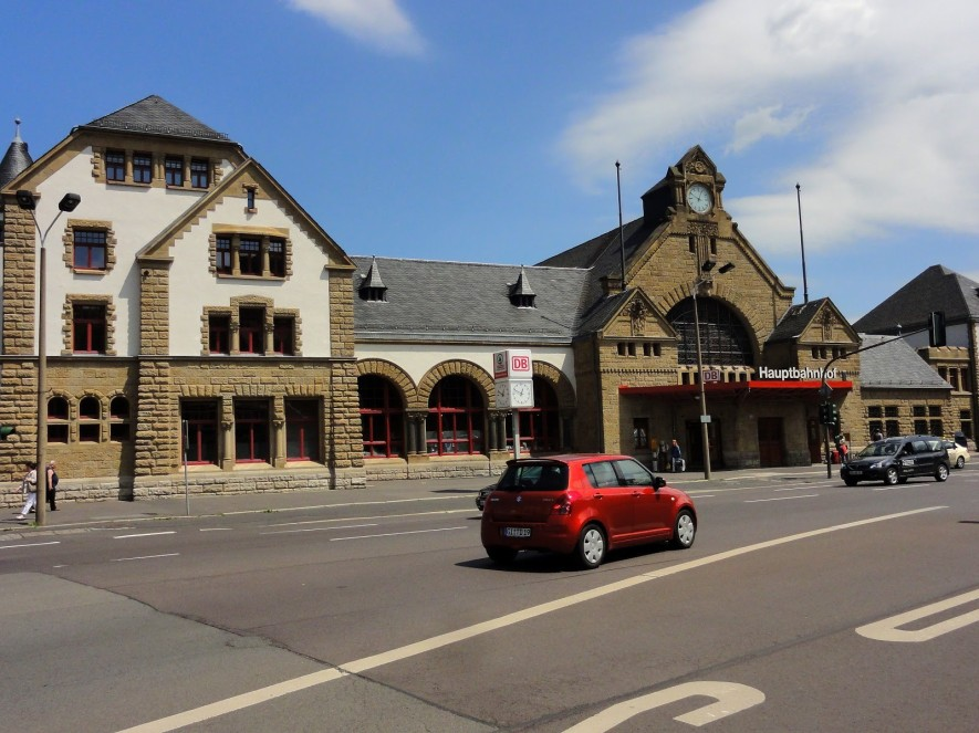 Hauptbahnhof Eisenach