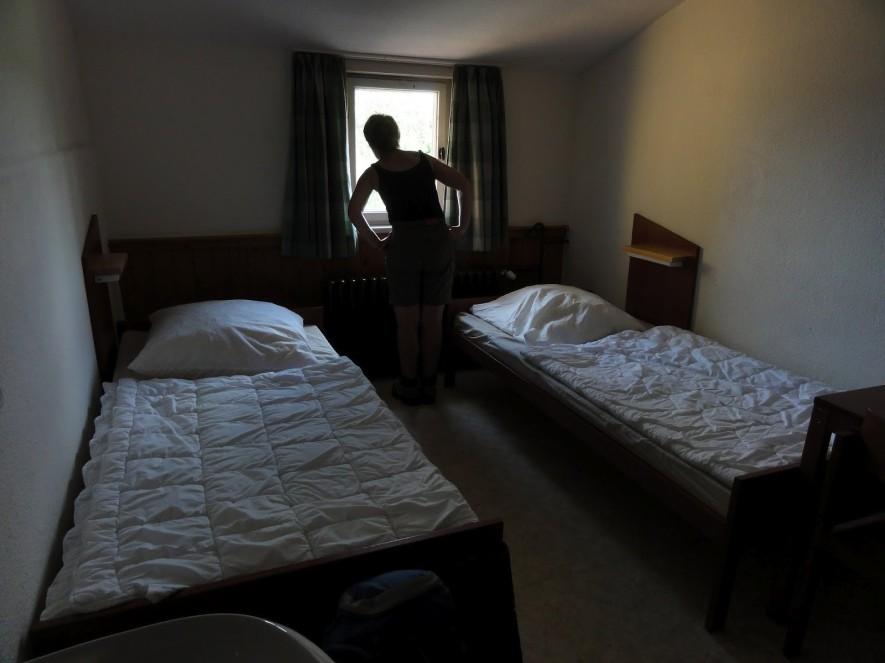 Unser Zimmerchen