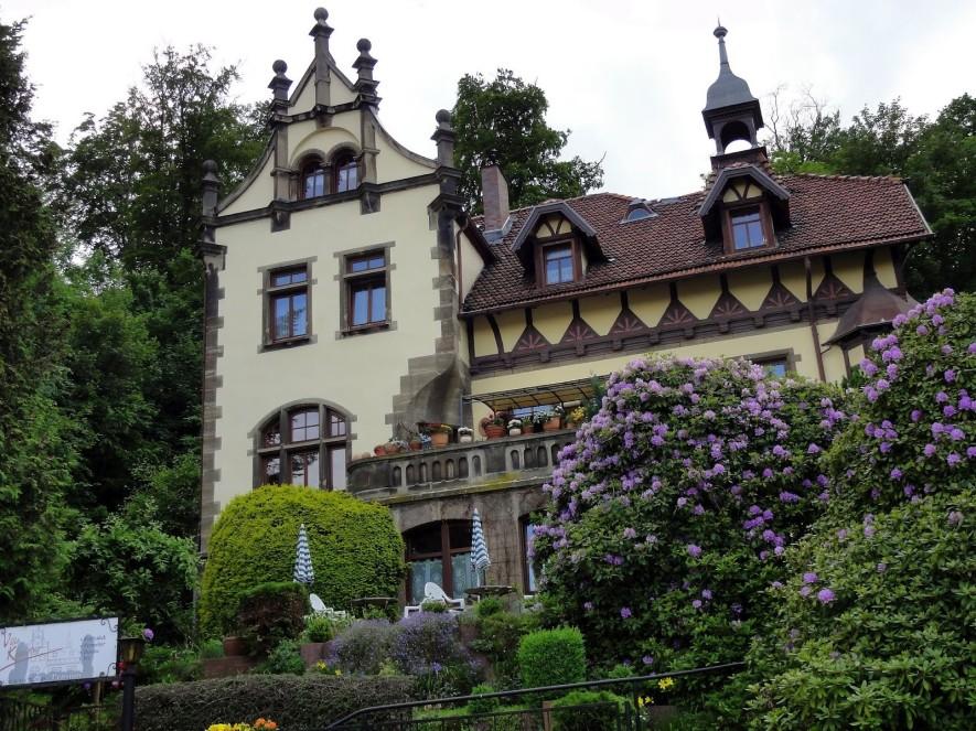 Gründerzeit Villa in der Nähe des Neulandhauses