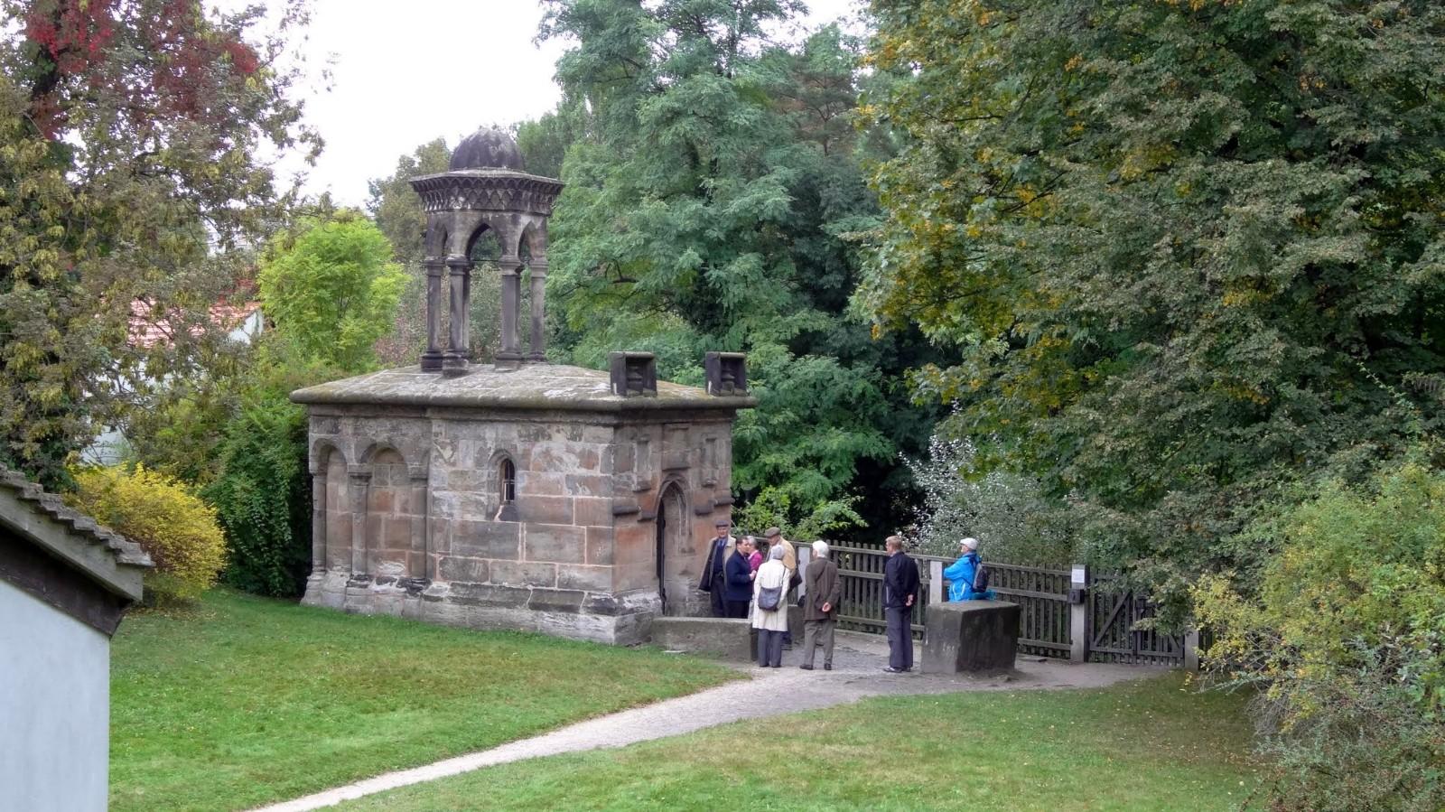 Nachbildung der Grabeskirche
