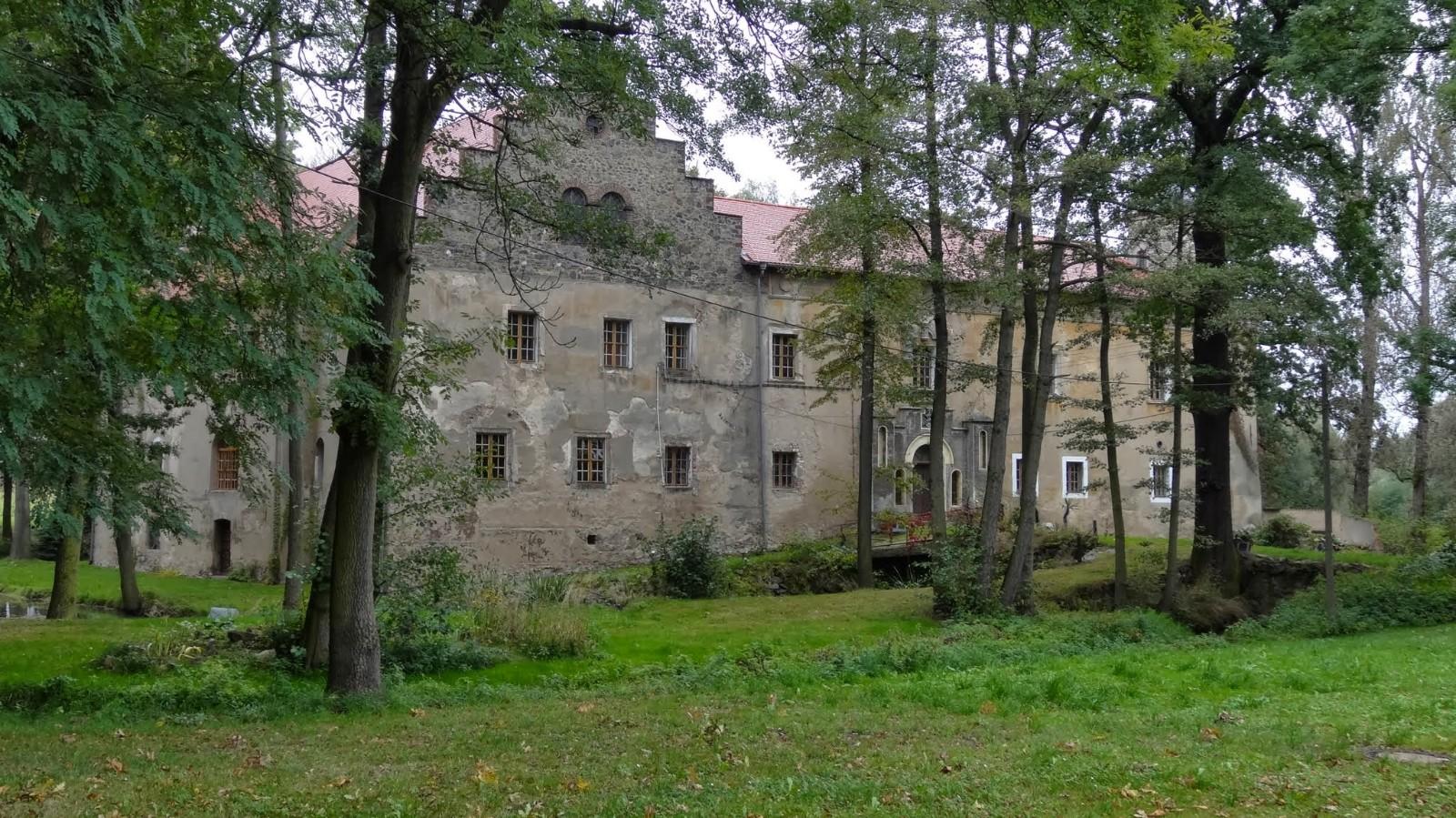 Wasserschloss Döbschütz