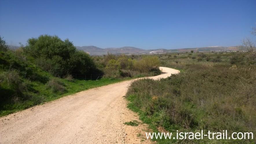 Israel Trail als Alternative zum Jakobsweg