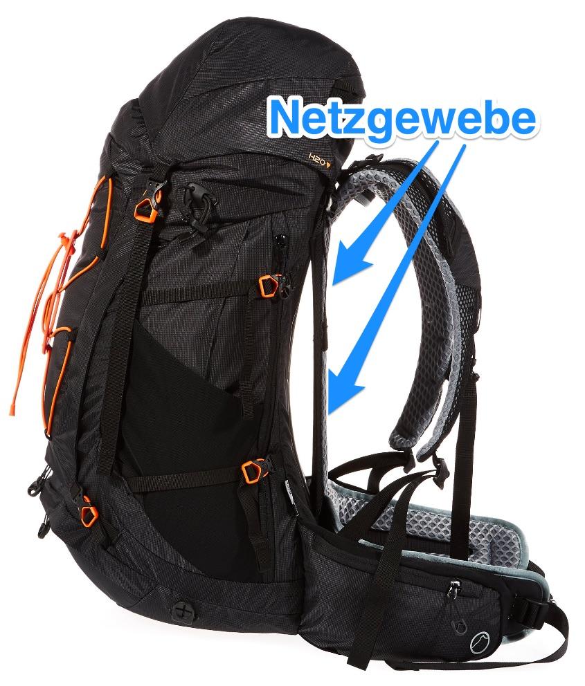 neuer Stil laest technology Neuankömmlinge Backpacker Rucksack Damen Deuter- Fenix Toulouse Handball