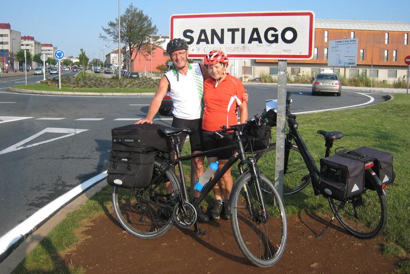 Pilger und ihre Geschichten   Santiago