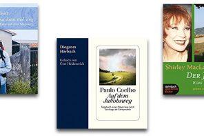 Die besten Hörbücher für den Jakobsweg