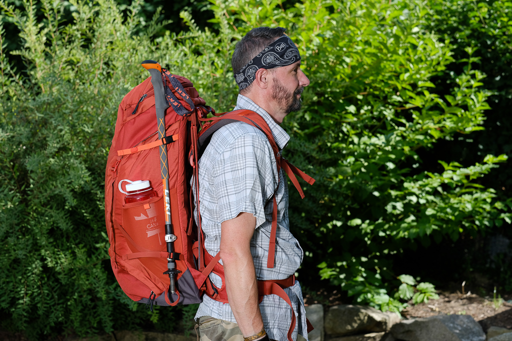 Der Tatonka Kings Peak 45. Um den Test zu lesen, kannst du auf das Foto klicken.