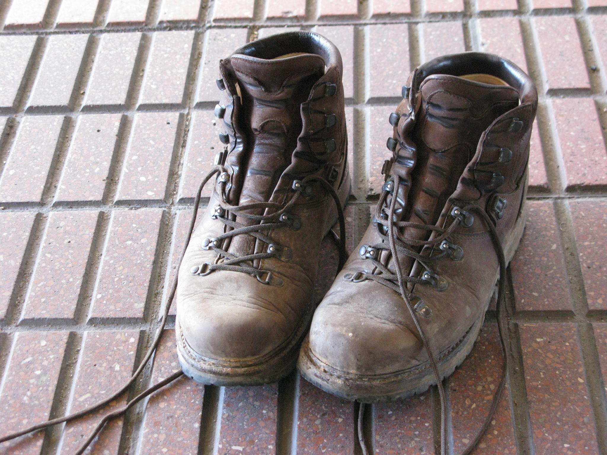 Die passenden Schuhe für den Jakobsweg finden |