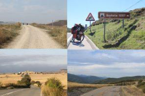 Jakobsweg mit dem Fahrrad – Teil 1