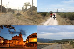 Jakobsweg mit dem Fahrrad – Teil 2